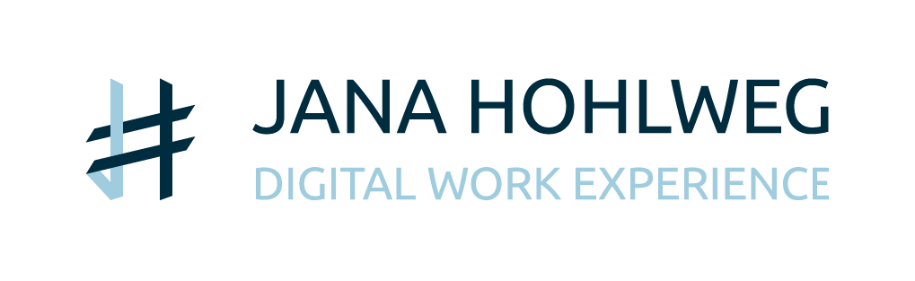 Jana Hohlweg - Digital Work Experience